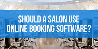 should a salon use online booking software pros u0026 cons