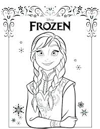 elsa valentine coloring page free frozen coloring sheets color bros free frozen coloring sheets