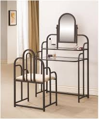 Vanity Set Furniture Brown Glass Vanity Set With Stool A Sofa Furniture Outlet
