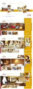 hotel brochure design templates best 25 hotel brochure ideas on panera menu pdf