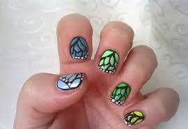 nail art short nail art tutorials nails ideasshort design