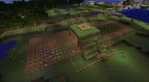 farm house minecraft minecraft daniel