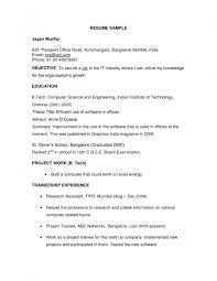 resume samples for hospitality industry cv samples india and research iiser kolkata