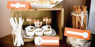 unique baby shower themes for boys mr foxy fox baby shower theme bigdotofhappiness