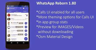 themes for whatsapp reborn 1 80 wao whatsapp v1 80 reborn plus tech news mobile tricks and many