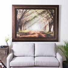 living room framed wall art living room evergreen plantation framed print kirklands