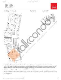 Maple Leaf Square Floor Plans by Ten York Condos Talkcondo