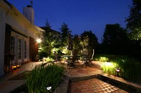 Backyard Patio Lighting Ideas by Led Lighting Personable Outdoor Globe String Lights Led