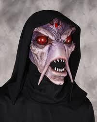 Halloween Monster Mask by Venutian Alien Monster Mask Zagone Studios