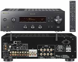pioneer home theater receiver profile of the pioneer elite sx n30 k network stereo receiver