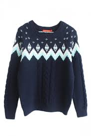 cable knit christmas navy blue pullover classic cable knit christmas sweater