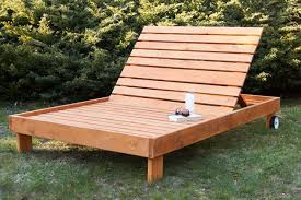 Diy Chaise Lounge Diy Outdoor Chaise Lounge Black Decker
