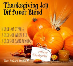 20 fall diffuser blends the paleo