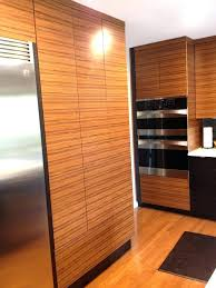 Walnut Cabinet Doors Impressive Veneer Kitchen Cabinet Doors Walnut Cabinets Pros And