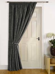 Curtain Door Wincheshter Lined Grey Single Door Curtain Harry Corry Limited