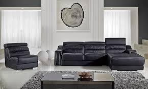 Black Leather Corner Sofa Black Leather Corner Sofa