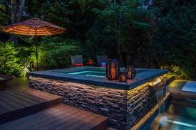 Backyard Landscaping Ideas With Pool Amazing Plunge Pool Gallery Hgtv