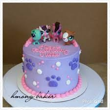 cake diy littliest pet shop lps cake diy cake