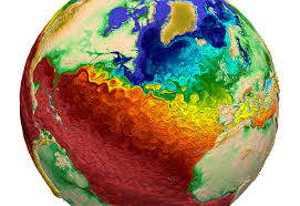 National Temperature Map New Map Of Global Ocean Temperatures Is A Work Of Art