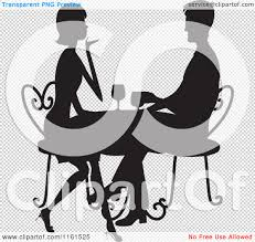 champagne silhouette png clipart couple toasting no background black