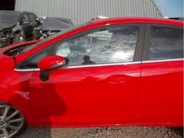 used ford fiesta door 4 door front left color code pn4a70