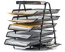Desk Tray Organizer by Desk U0026 Drawer Organizers Ebay