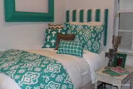 home made room decorations furniture inspiring homemade headboards for wonderful bedding