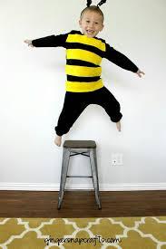Halloween Costumes Bee Ginger Snap Crafts Sew Bee Costume Tutorial