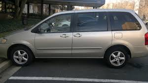 mazda mpv information and photos momentcar