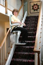 Lift Chair For Stairs Stair Lift Ride The Stairs On A Stair Lift Mooresville Nc Home