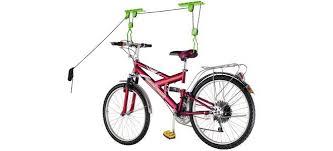 Bicycle Ceiling Hoist by Bike Racks For Garage The 10 Best Garage Bike Racks
