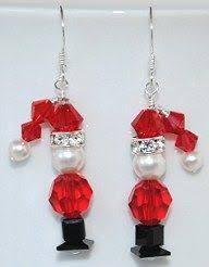 christmas earrings best 25 christmas earrings ideas on christmas jewelry