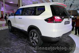 Daihatsu Suv Daihatsu Suv Concept At The 2014 Indonesia International Motor