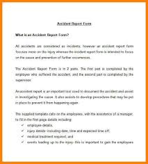 sample incident reports 13 incident report templates excel pdf