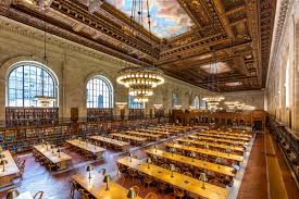 nypl u0027s rose main reading room should be an interior landmark say