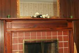 How To Resurface A Brick Fireplace by How To Update Fireplace Brick With Granite Tile Home Guides Sf