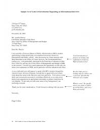 cover letters for informational interviews cover letter templates