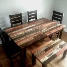 Amazing Ideas Reclaimed Wood Dining Room Tables Marvellous - Wood dining room tables