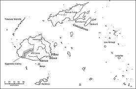 Fiji Islands Map Fiji Map Black And White Image Gallery Hcpr