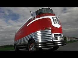 the simply beautiful gm futurliner only nine survive u0026 one sold