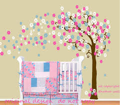 wall decor stickers for baby room color the walls your house wall decor stickers for baby room nursery decals cherry blossom decal tree