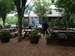 Backyard Beer Garden Barnsley Gardens Resort Review