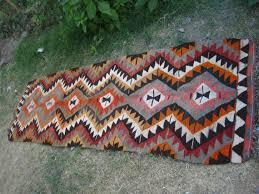 Aztec Runner Rug Incredible Tribal Runner Rug Rug Aztec Runner Rug Wuqiangco