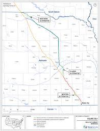 keystone xl pipeline map nwf says keystone xl map revisits problems the national