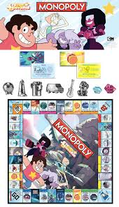 monopoly steven universe monopoly steven universe and universe