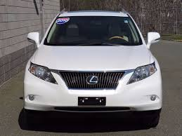 2010 white lexus rx 350 for sale used 2010 lexus rx 350 se at auto house usa saugus