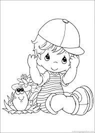 printable 21 precious moments baby coloring pages 7306 precious