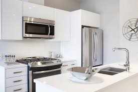 aga in modern kitchen gotham wellington house