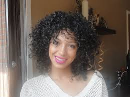 do ouidad haircuts thin out hair ouidad carve and slice curly cut review youtube