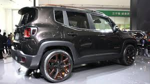 jeep renegade concept 2014 jeep renegade zi you xia design concept youtube